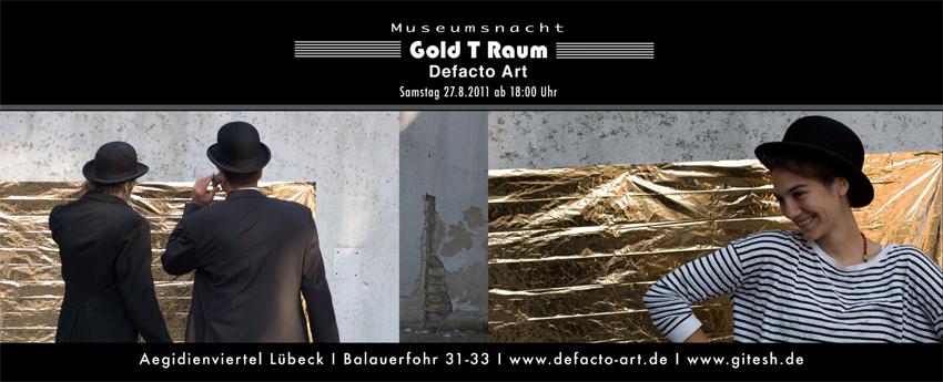 Gold T Raum